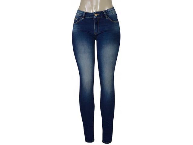 Calça Feminina Lado Avesso 105163 Jeans