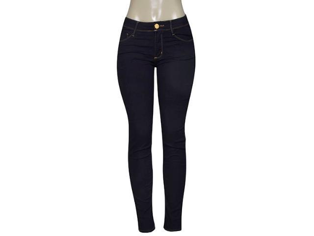 Calça Feminina Lado Avesso 101145 Jeans Escuro