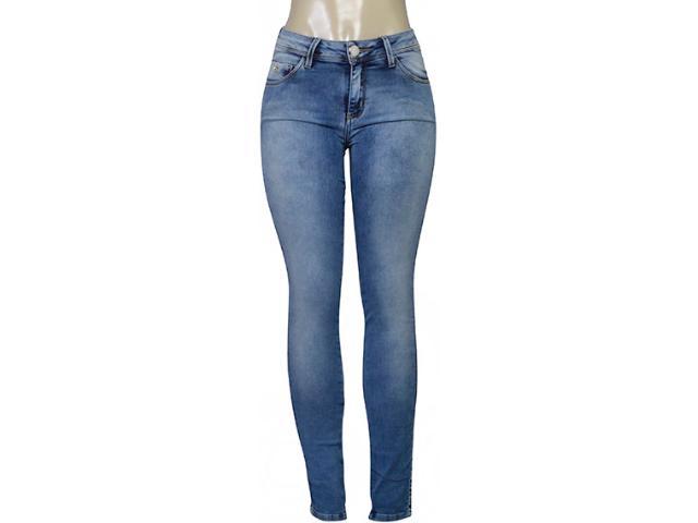 Calça Feminina Lado Avesso 102141 Jeans