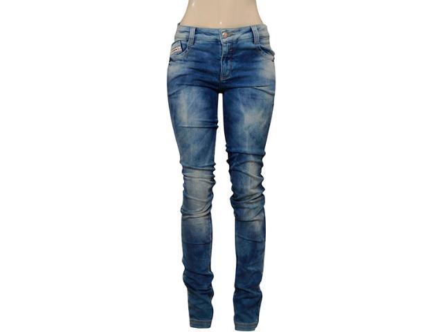 Calça Feminina Moikana 15818 Jeans