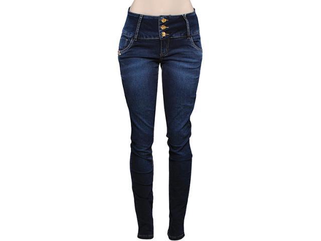 Calça Feminina Morena Rosa 201828 Cor Jeans