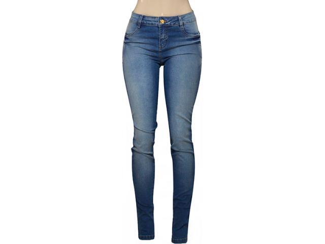 Calça Feminina Morena Rosa 202477 Jeans