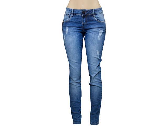 Calça Feminina Morena Rosa 202356 Jeans
