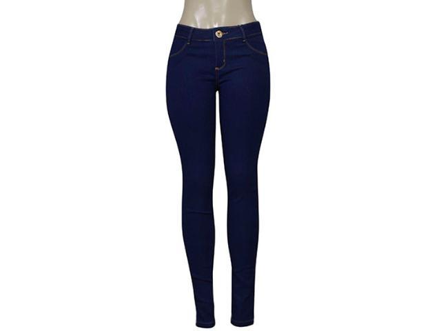 Calça Feminina Morena Rosa 203427 Jeans Escuro
