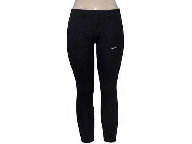 Calça Feminina Nike 667623-010 Fit Essential Crops  Preto