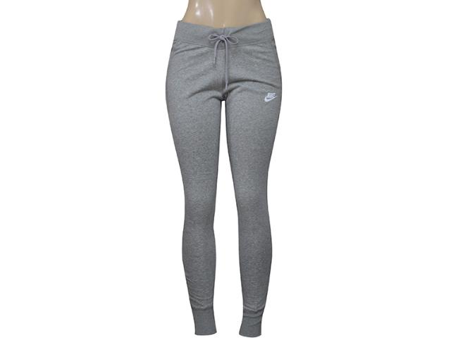 Calça Feminina Nike 807364-063 w Nsw Pant Flc Tight Mescla