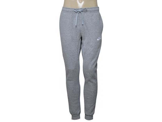 Calça Masculina Nike 804408-063 Mens Sportswear Jogger Cinza