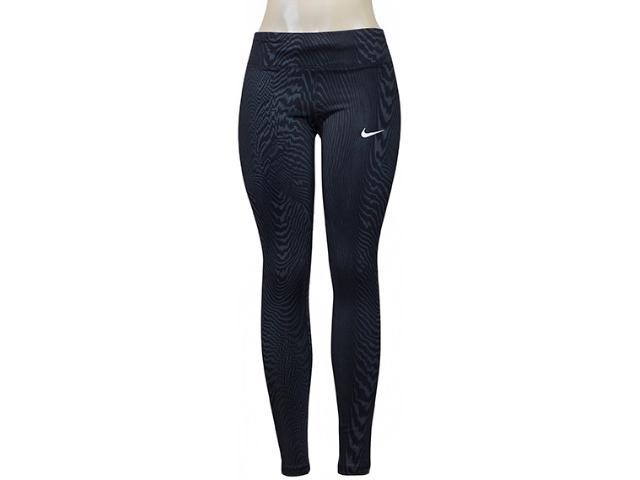 Calça Feminina Nike 902257-060 w nk Pwr Essntl Tght Preto