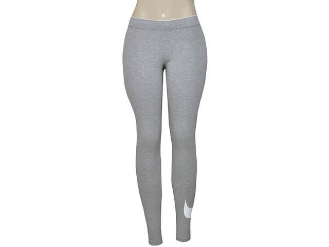 Calça Feminina Nike 815997-063 Sportswear Cinza