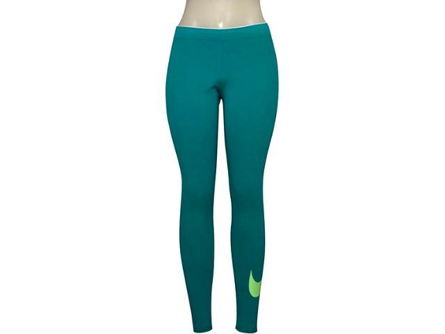 Calça Feminina Nike 815997-351 Sportswear  Verde
