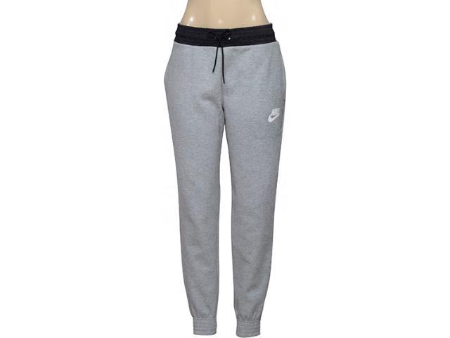 Calça Feminina Nike 831124-063 w Nsw Av15 Pant Mescla