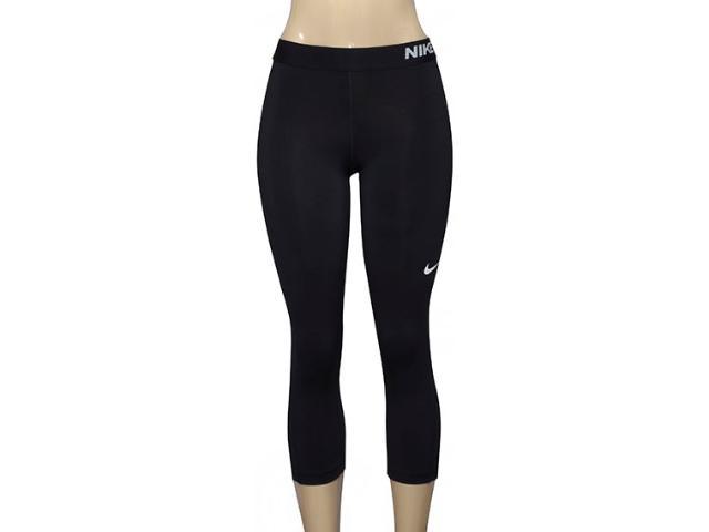 Calça Feminina Nike 725468-010 Pro Cool Preto