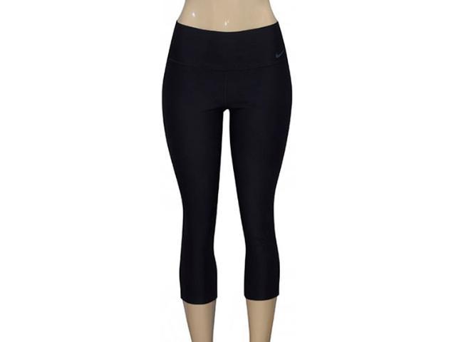 Calça Feminina Nike 802948-010 Dry Training Capri Preto