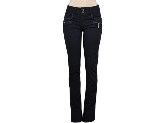 Calça Feminina Triton 21402834 Jeans Preto