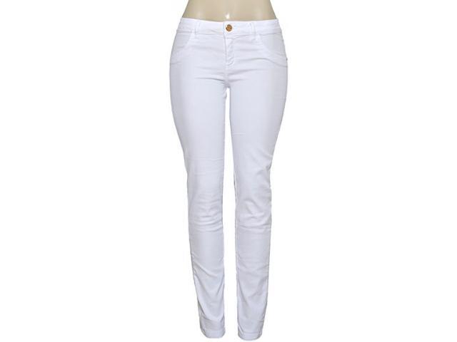 Calça Feminina Zinco 201641 Branco