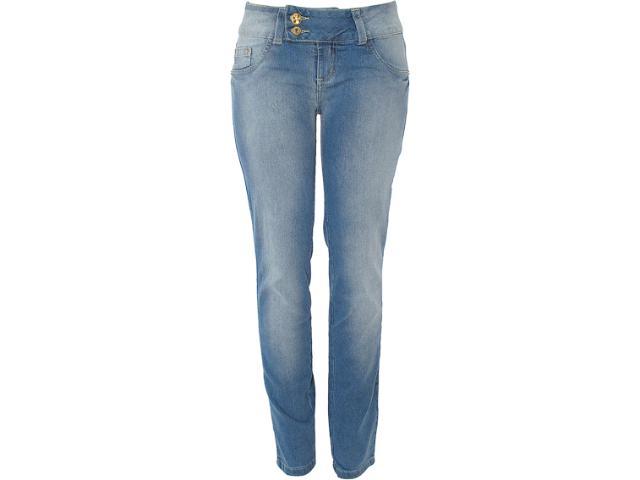 Calça Feminina Kakolako 06807 Jeans