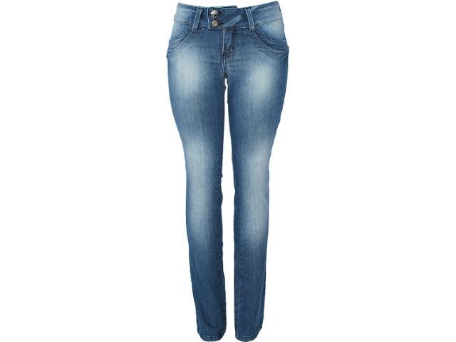 Calça Feminina Kacolako 06877 Jeans