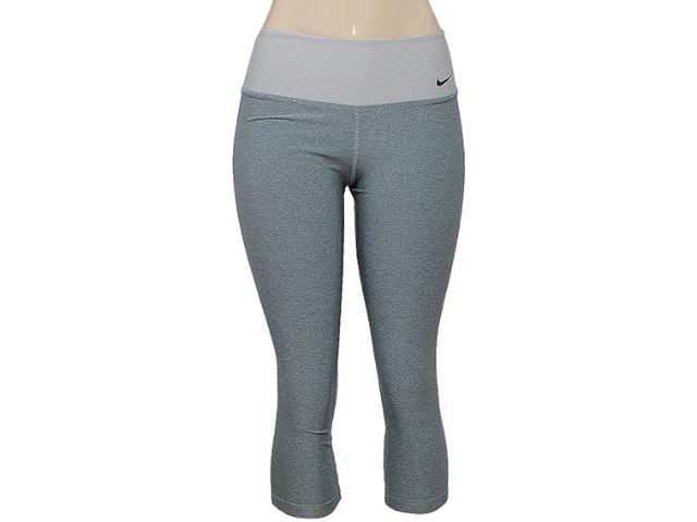 Calça Feminina Nike 548494-065 Legend 2.0 ti Poly Capri Mescla