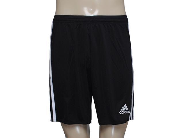 Calçao Masculino Adidas G70831 Regista Preto