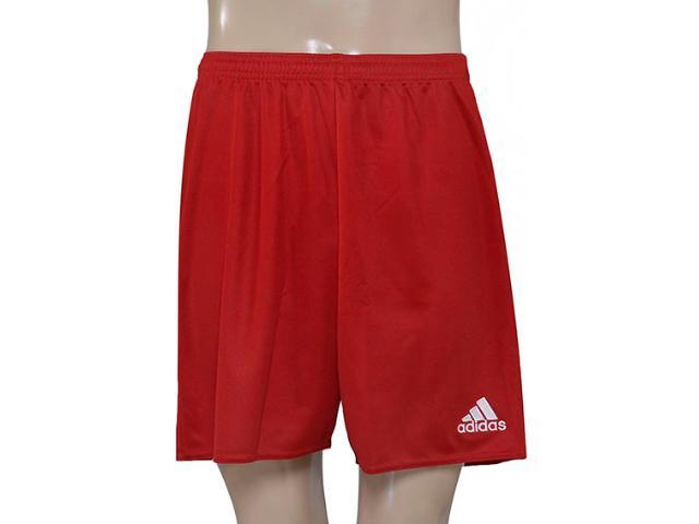Calçao Masculino Adidas Aj5881 Parma Vermelho