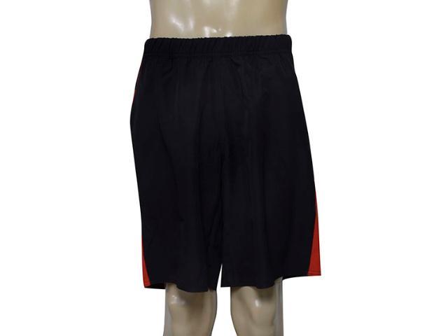 Calçao Masculino Adidas Ce8546 Ripstop Sp2 Preto/vermelho