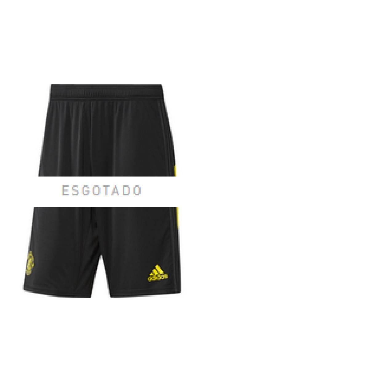 Calçao Masculino Adidas Dx9060 Treino Man Initad Preto
