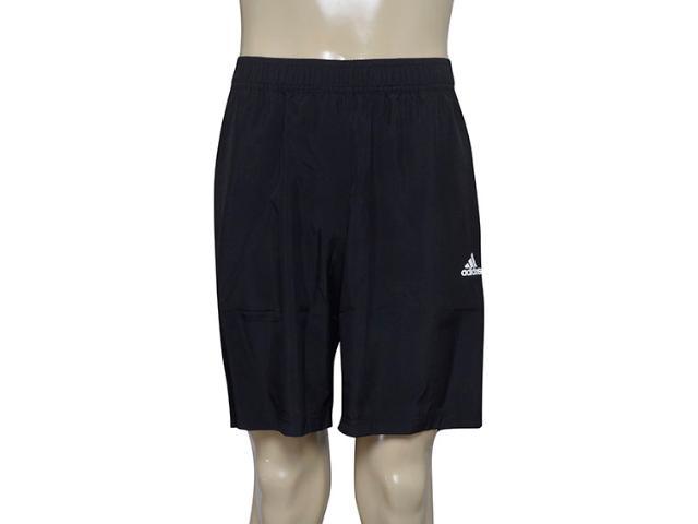 Calçao Masculino Adidas S09552 Fab Preto