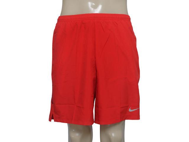 Calçao Masculino Nike 644242-657 7 Challenger  Vermelho