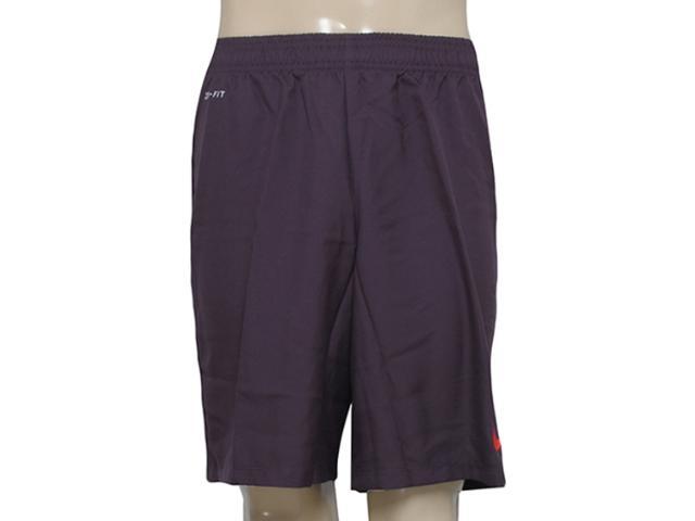 Calçao Masculino Nike 645970-507 Academy Lngr Wvn Roxo