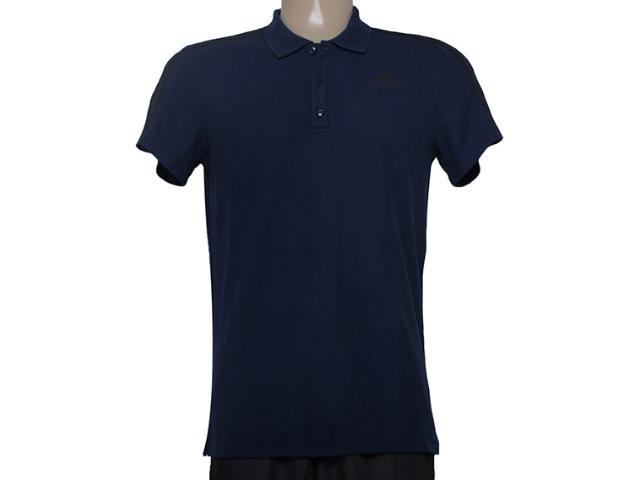 Camisa Masculina Adidas Ab6545 Ess 3s Marinho