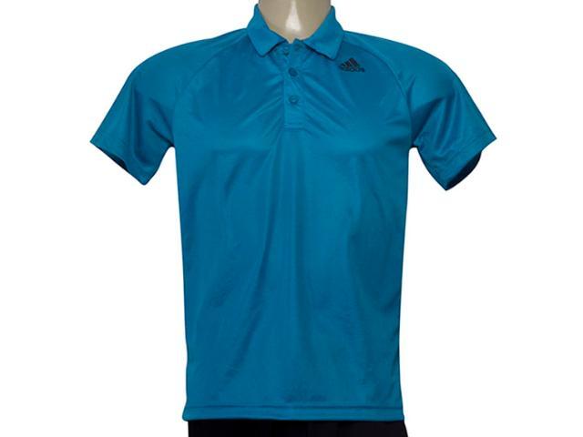 Camisa Masculina Adidas Ce0469 D2m Petróleo
