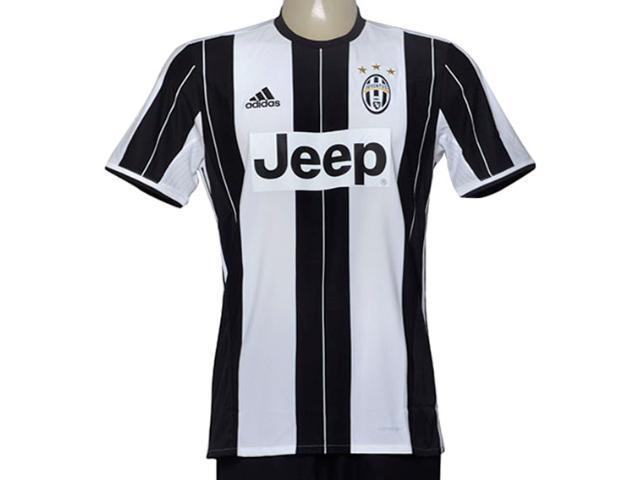 Camisa Masculina Adidas Ai6241 Juventus i Branco/preto