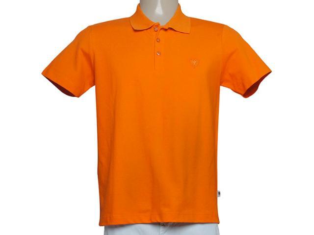 Camisa Masculina Cavalera Clothing 03.01.0644 Laranja