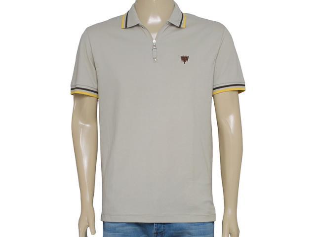 Camisa Masculina Cavalera Clothing 03.01.0645 Caqui