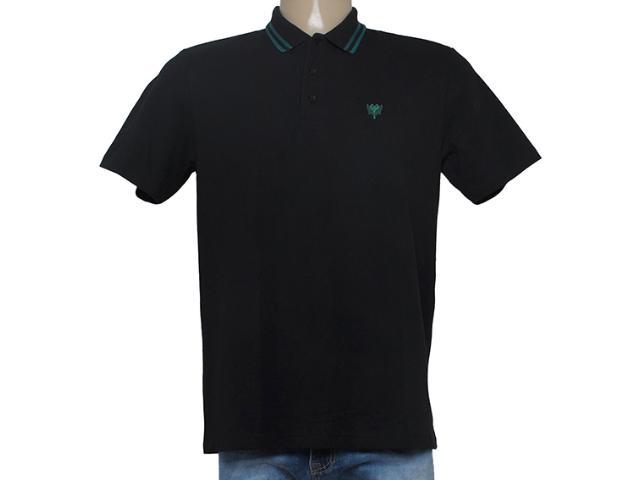 Camisa Masculina Cavalera Clothing 03.01.0642 Preto