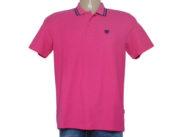 Camisa Masculina Cavalera Clothing 03.01.0642 Rosa