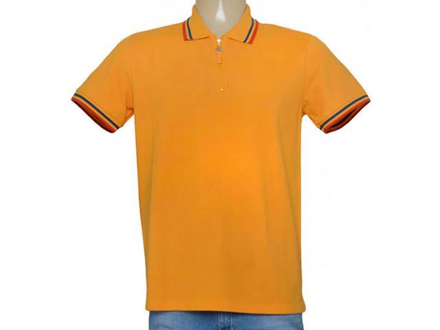 Camisa Masculina Cavalera Clothing 03.01.0645 Amarelo