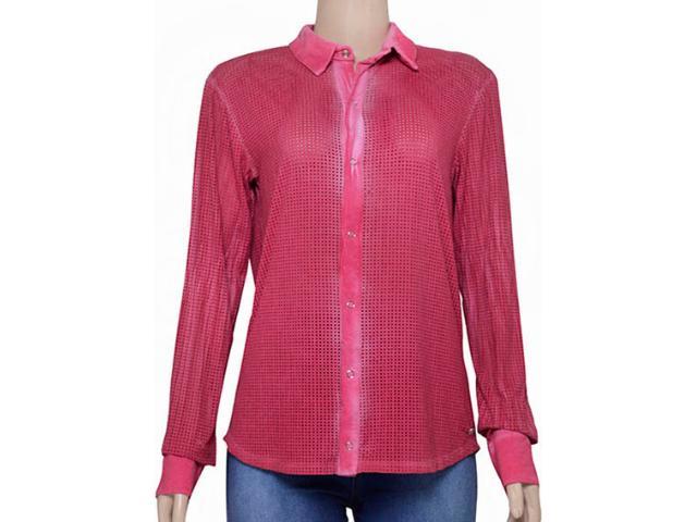 Camisa Feminina Cavalera Clothing 09.05.0477 Rosa