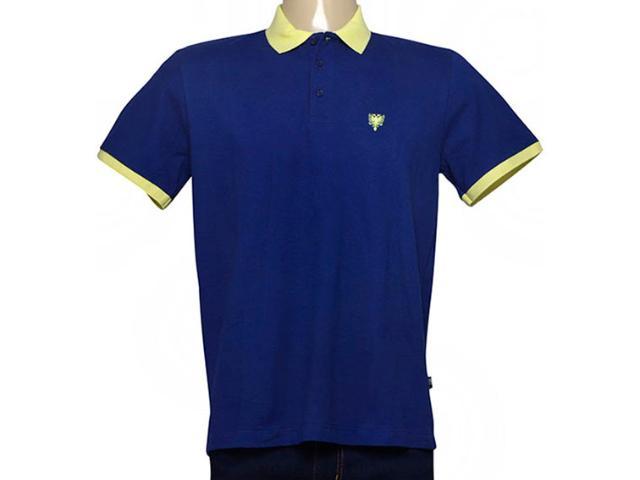 Camisa Masculina Cavalera Clothing 03.01.3881 Marinho
