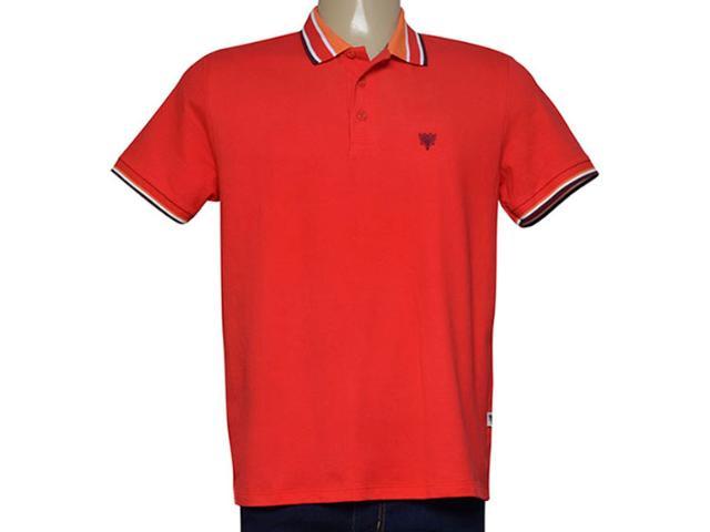 Camisa Masculina Cavalera Clothing 03.01.3824 Vermelho