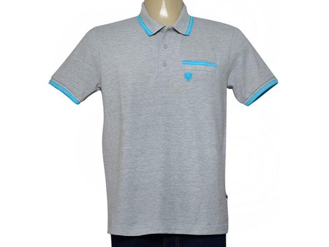 Camisa Masculina Cavalera Clothing 03.01.3820 Mescla