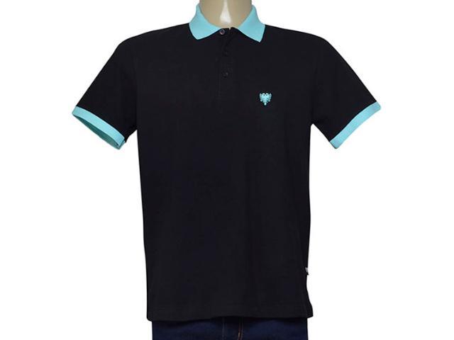 Camisa Masculina Cavalera Clothing 03.01.3881 Preto