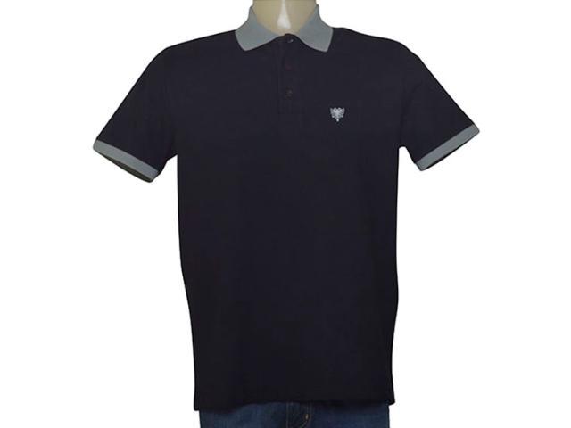 Camisa Masculina Cavalera Clothing 03.01.3881 Preto/cinza