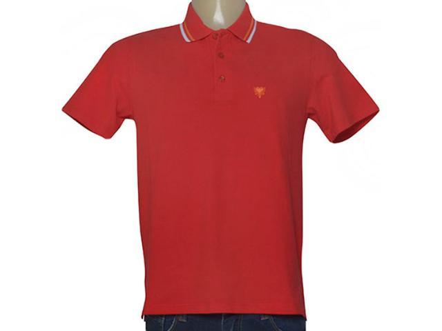 Camisa Masculina Cavalera Clothing 03.01.0643 Vermelho