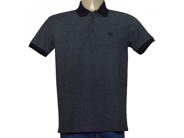Camisa Masculina Cavalera Clothing 03.01.3881 Grafite/preto
