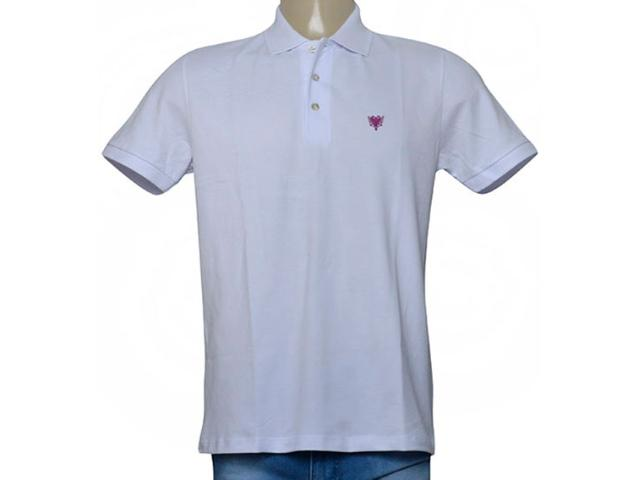Camisa Masculina Cavalera Clothing 03.01.3979 Branco