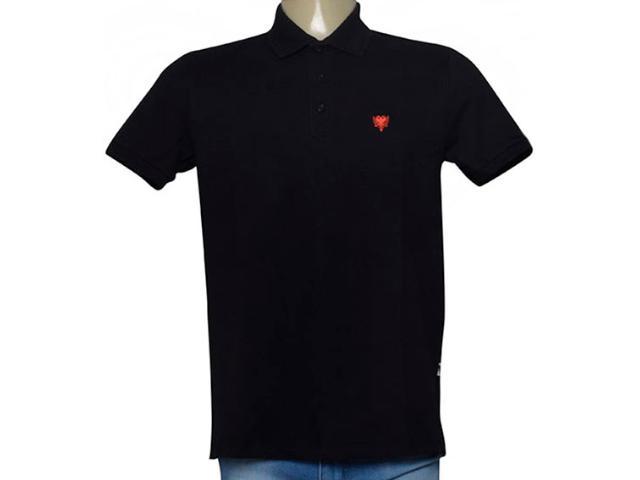 Camisa Masculina Cavalera Clothing 03.01.3979 Preto