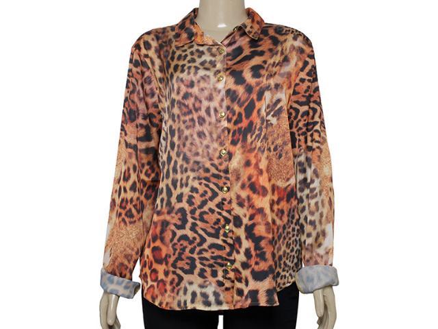 Camisa Feminina Coca-cola Clothing 303200315 Onca