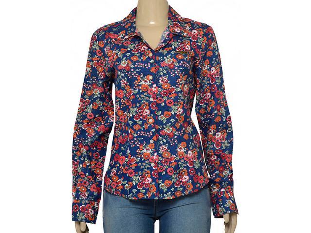Camisa Feminina Coca-cola Clothing 303200116 Floral