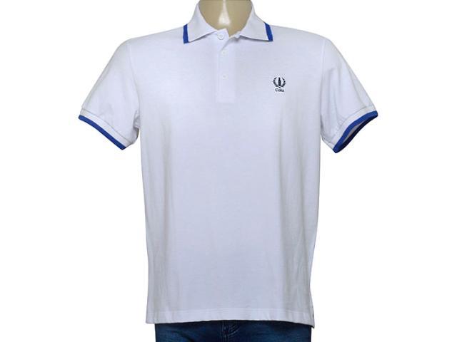 Camisa Masculina Coca-cola Clothing 253200919 Var1 Branco/azul